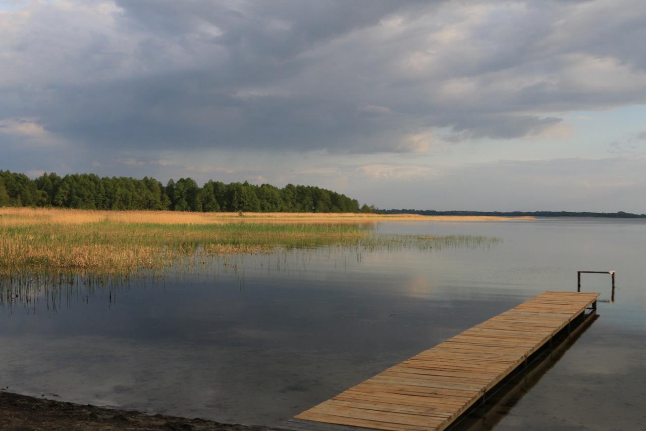 Trailpunkz.com - Steg am See in Polen
