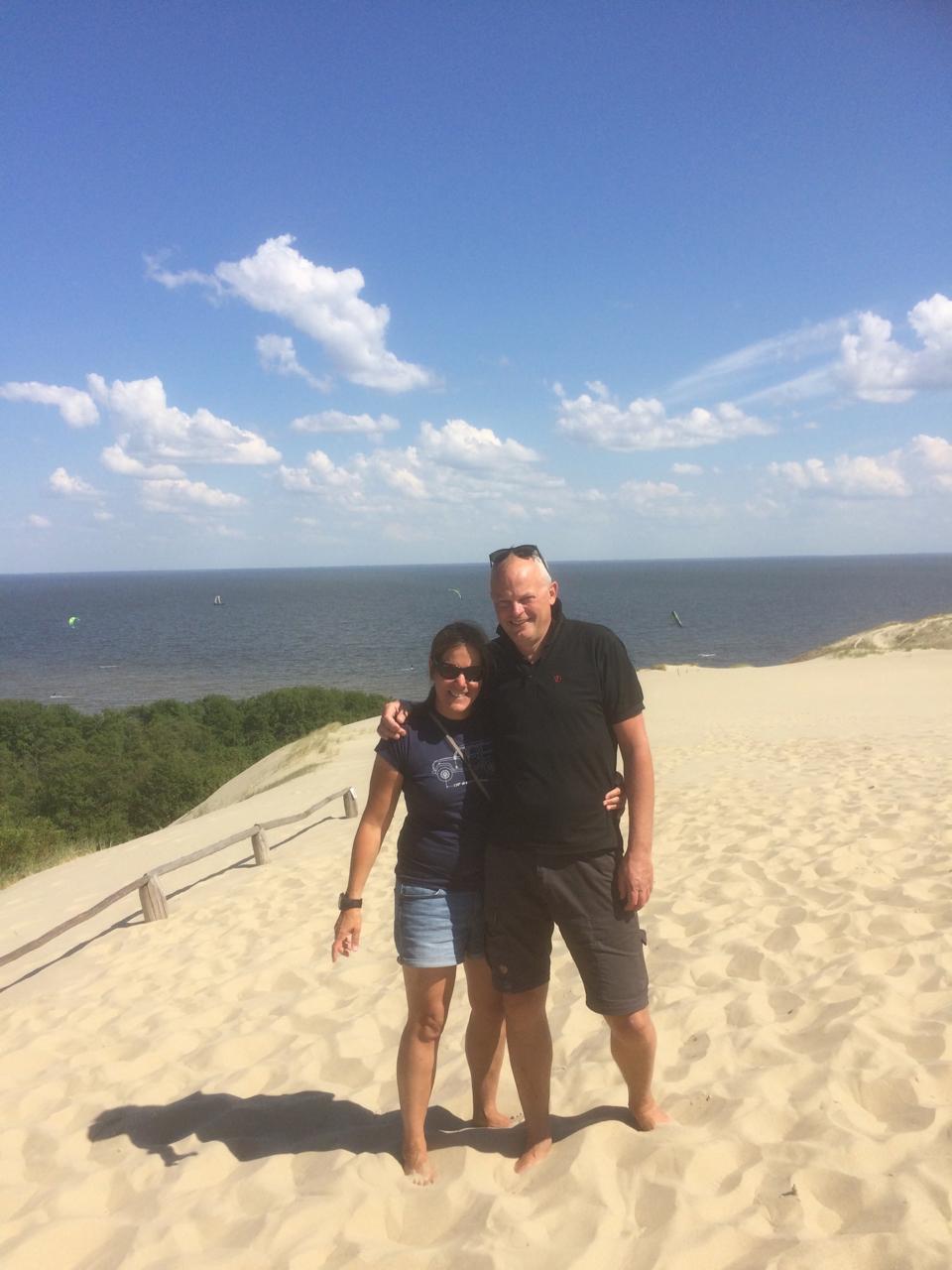 Janina und Peter von Trailpunkz.com