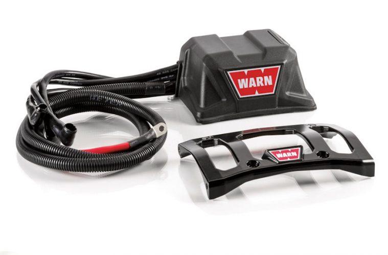 Das Taubenreuther-Tuning-Kit für WARN und Tabor Seilwinden.
