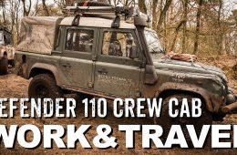 Defender 110 Crew Cab - 4x4 Passion #74