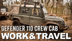 Defender 110 Crew Cab - 4x4 Passion #74