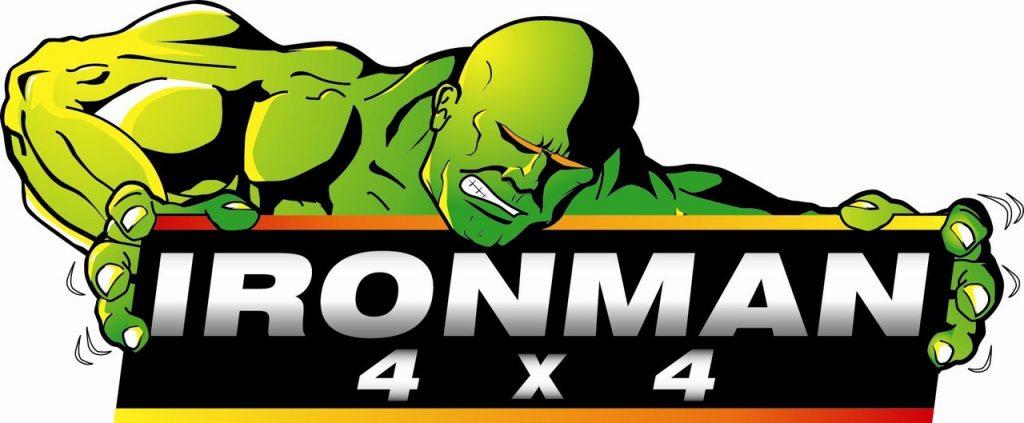 Ironman 4x4 Komplettfahrwerk - Logo
