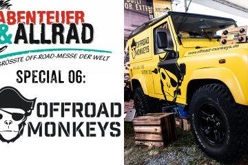 Offroad Monkeys - Abenteuer & Allrad Spezial - 4x4 Passion #78