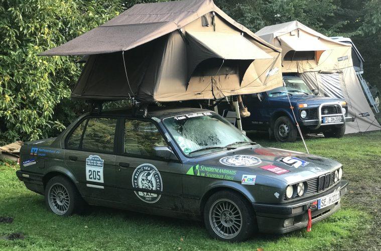 Outdoorküche Camping Ungaran : Freiheit und abenteuer statt luxus camping dachzelte liegen voll