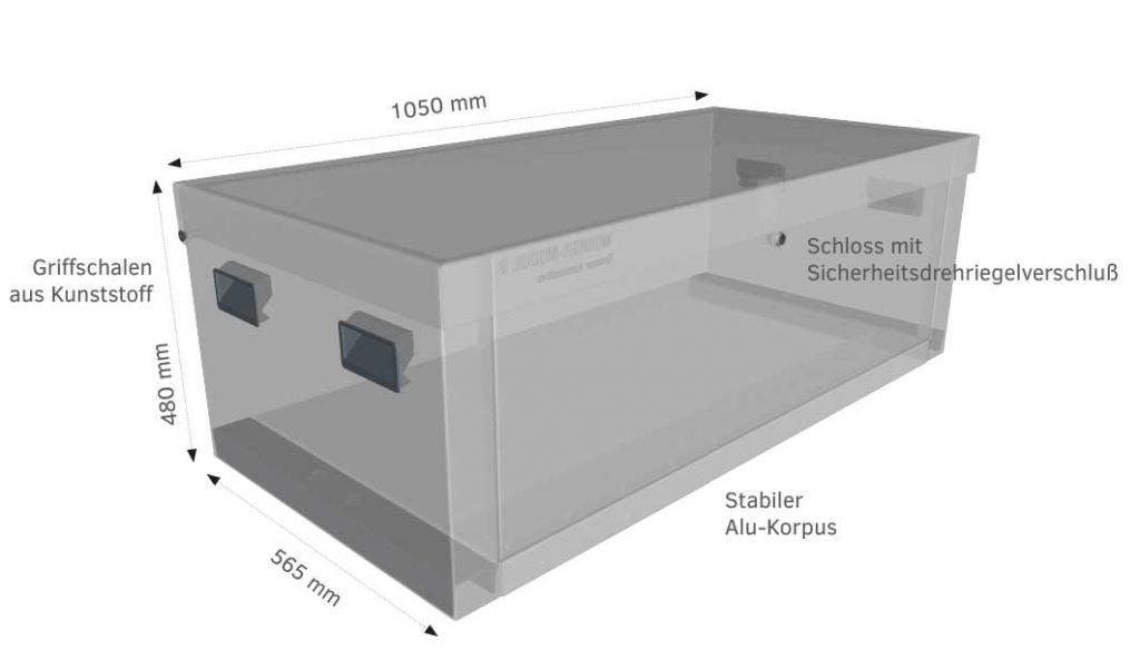 Greiner Automotive - Aufbau der Worker Modul B.