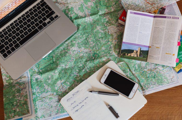 Webinar Reisevorbereitung