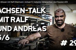Offroad-Wissen mit Ralf Ehlermann: Achsen 5 | Gelenkte Hinterachse - 4x4 Passion #29