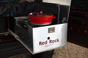 Küchenkiste Gourmetbox von Red Rock Adventures