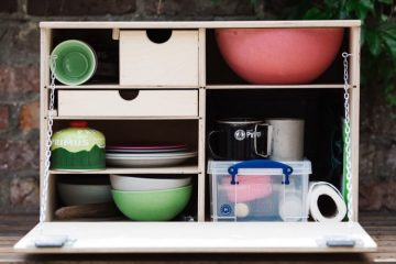 Küchenkiste Chuck Box von Willi Wood