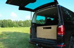 Campingbox BiberBox - Die BiberBox.