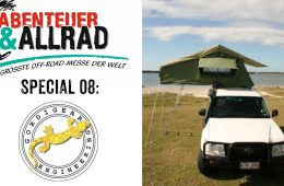 Gordigear Dachzelte - Abenteuer & Allrad Spezial - 4x4 Passion #81