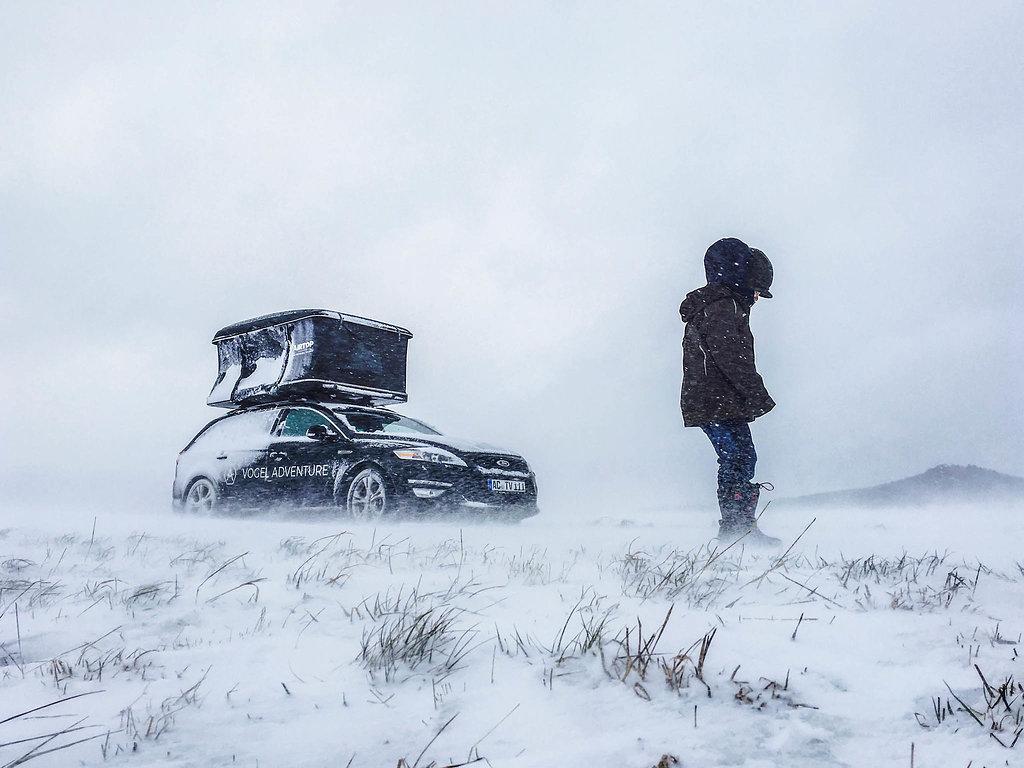 Interview Thilo Vogel von den Dachzelt Nomaden übers Dachzelt-Festival