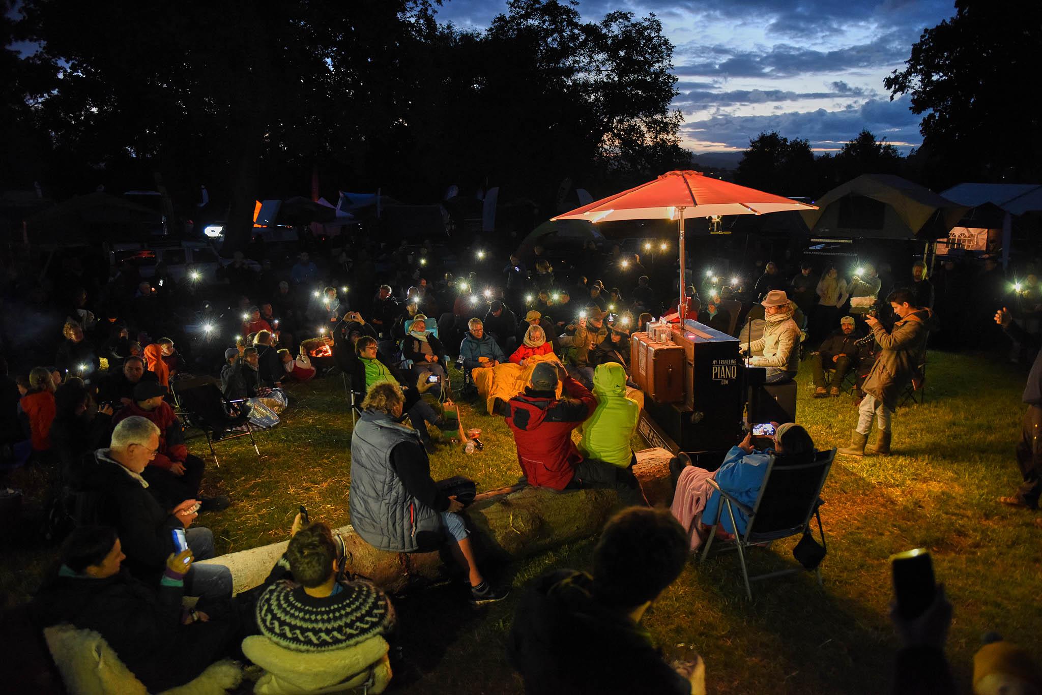 Dachzeltnomaden-Festival 2018