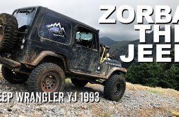 Jeep Wrangler YJ von 1993 - 4x4 Passion #86
