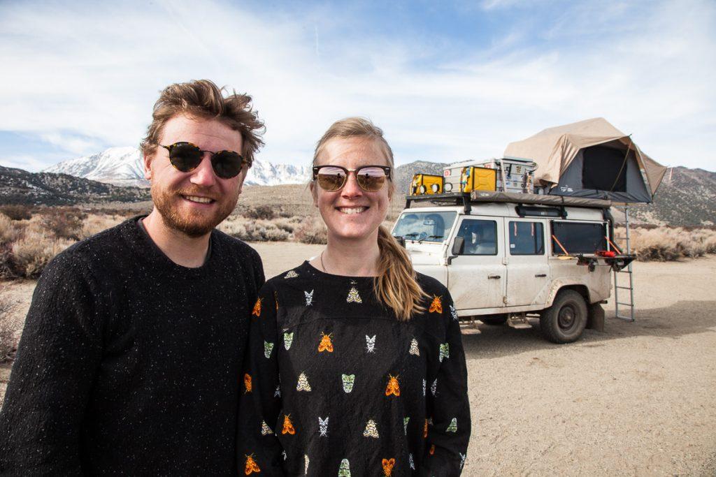 Adventure Northside 2018 - Karo und Phil, The Sunnsyside