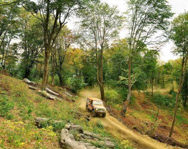 Balkan Offroad Rallye Discovery Kategorie