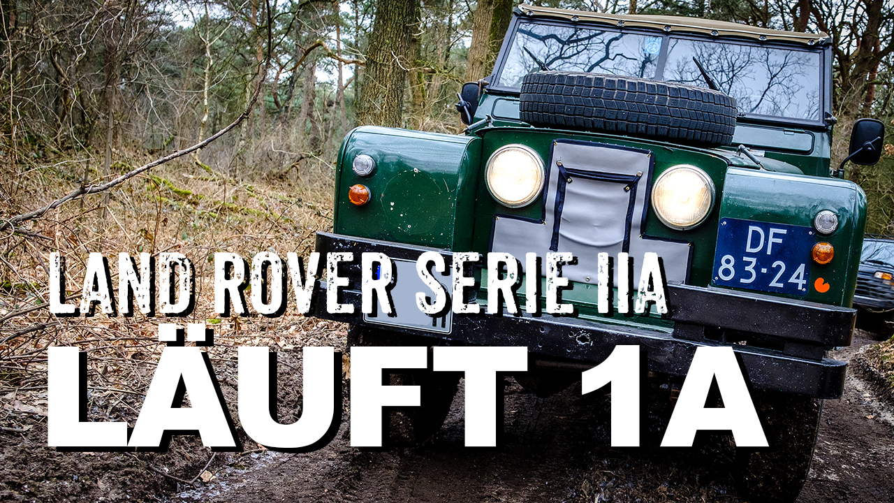 Land Rover Serie II A - 4x4 Passion #89