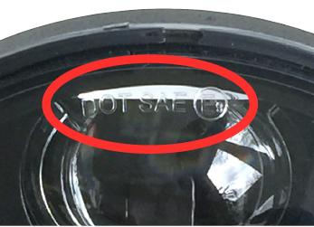 Nolden - LED-Scheinwerfer - Gefälschte Kennzeichnung.