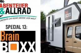 Brain-Boxx Wechselkabinen - Abenteuer & Allrad Spezial - 4x4 Passion #90