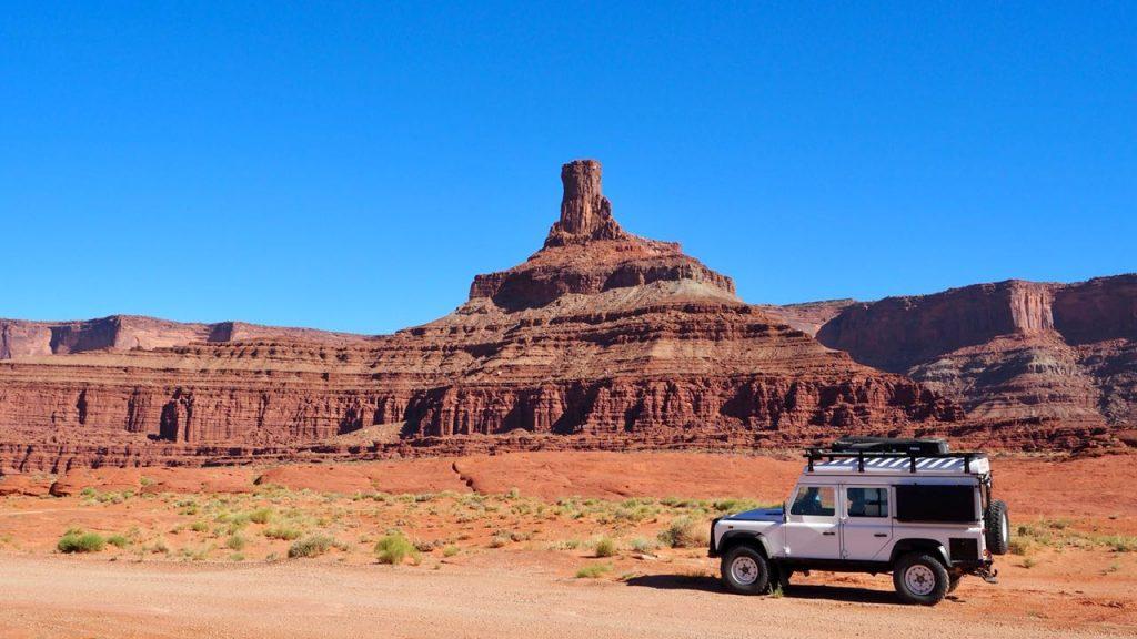 Reisen in Nordamerika - Wüsten Nordamerikas.