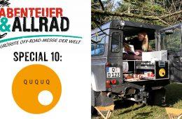 QUQUQ-Campingbox - Abenteuer & Allrad Spezial - 4x4 Passion #87