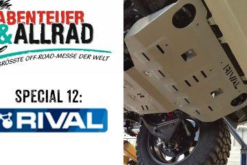RIVAL 4x4-Zubehör - Abenteuer & Allrad Spezial I 4x4 Passion #88
