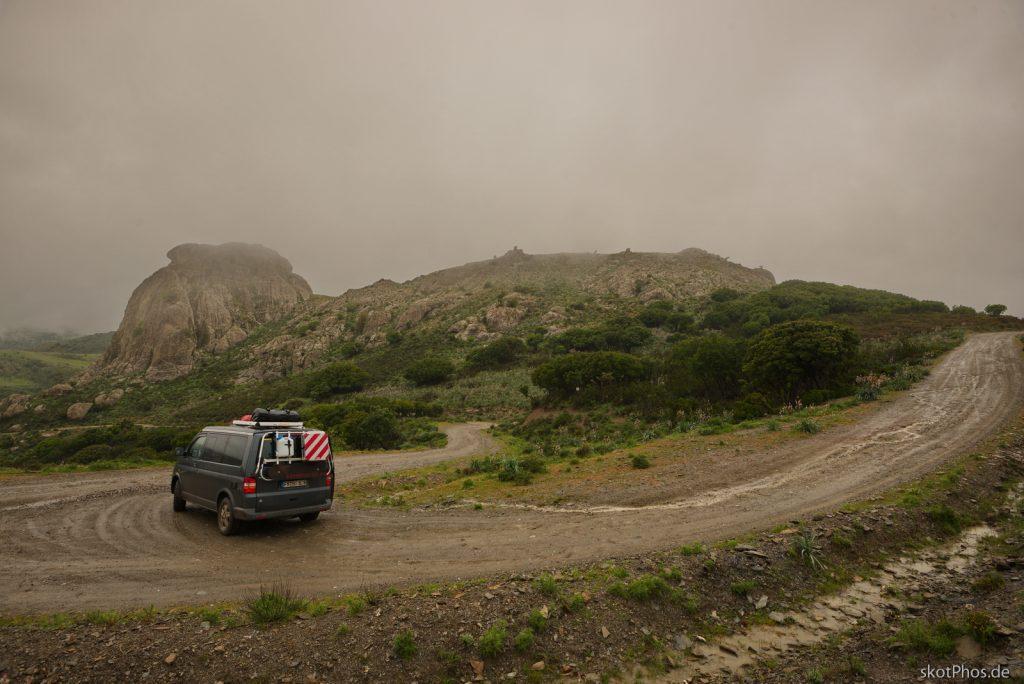 Durch die unberührte Bergwelt des Gennargentu - Um den Monte Taddi.