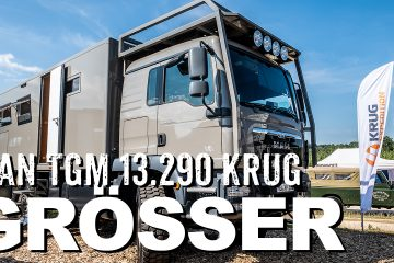 MAN TGM 13.290 Krug - 4x4 Passion #92