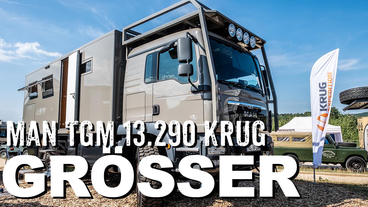 MAN TGM 13.290 Krug - 4x4 Passion #92
