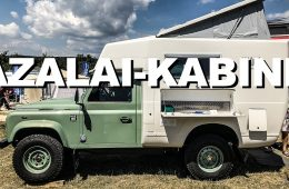 Azalai-Kabine - 4x4 Passion #94