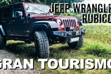 Jeep Wrangler Rubicon als Reisefahrzeug - 4x4 Passion #96