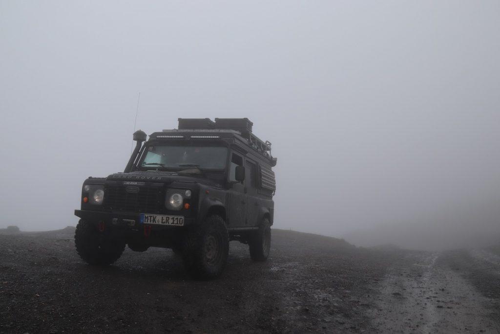 Offroad in Georgien - Der Abano-Pass ist erreicht!