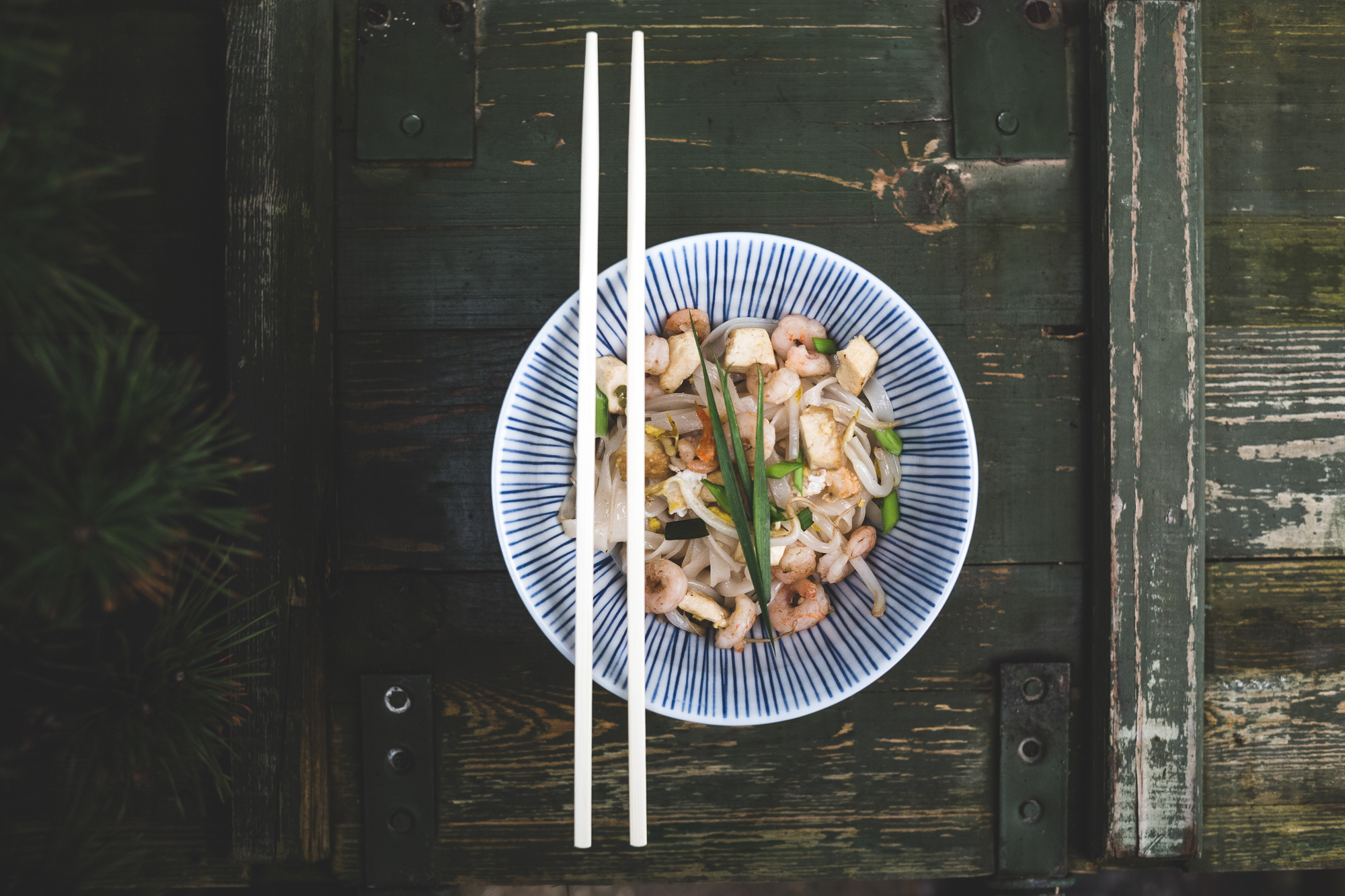 Rezept: Pad Thai im Dutch Oven