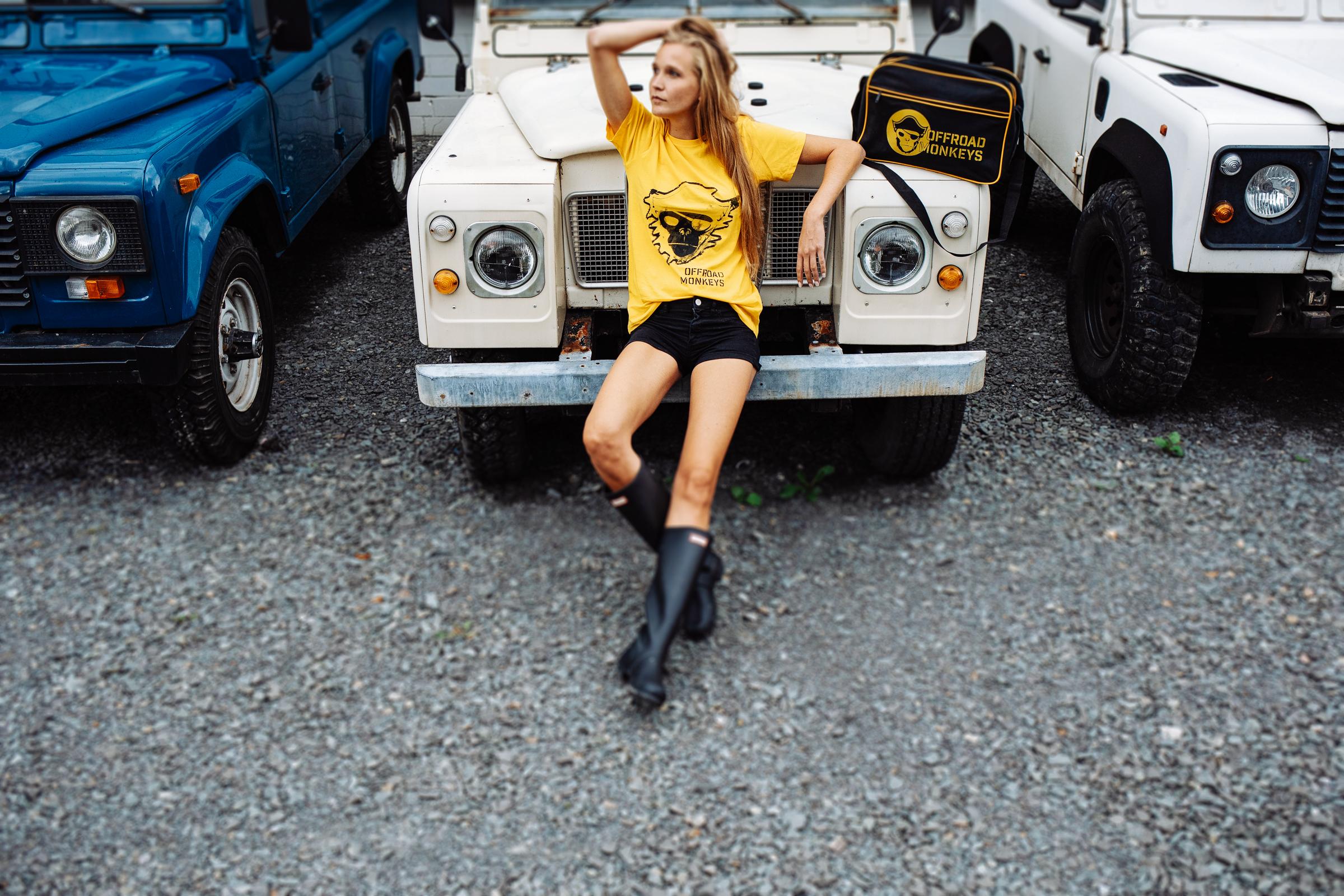 Offroad Monkeys - Unverwüstliche Teile für Land Rover Defender