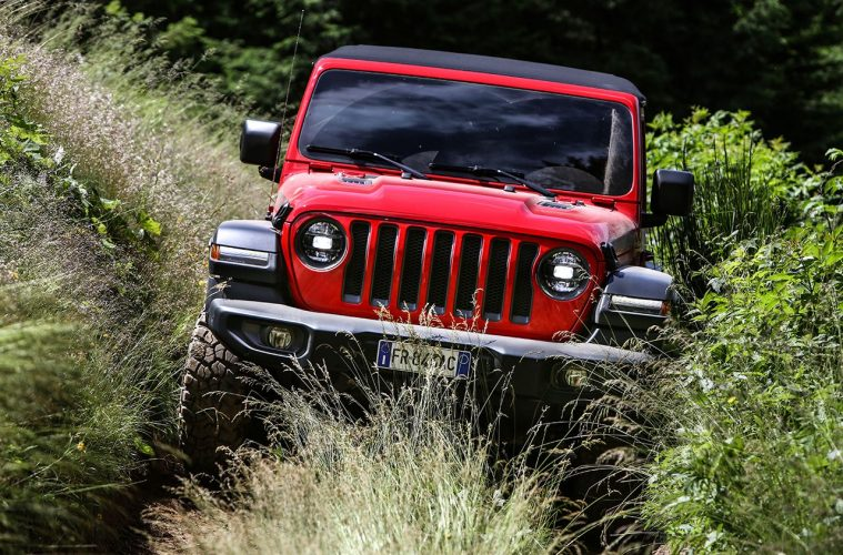 Jeep Live-Pressekonferenz 11/2018. © FCA/Jeep