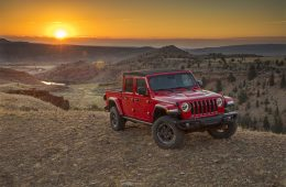 Jeep Gladiator - Der neue Jeep Gladiator.