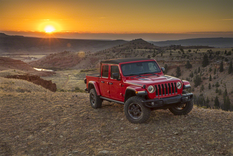 Jeep Gladiator - Der neue Jeep Gladiator.