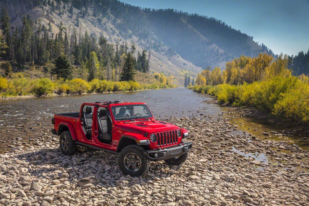 Jeep Gladiator - Ein echtes Nutzfahrzeug oder eher das Freizeitmobil?
