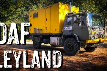 DAF Leyland als Reisefahrzeug - 4x4 Passion #100
