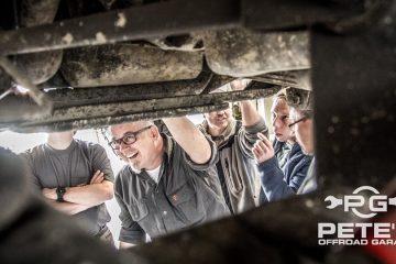 Pete's Offroad Garage - Werkstatt für Geländewagen in Düsseldorf