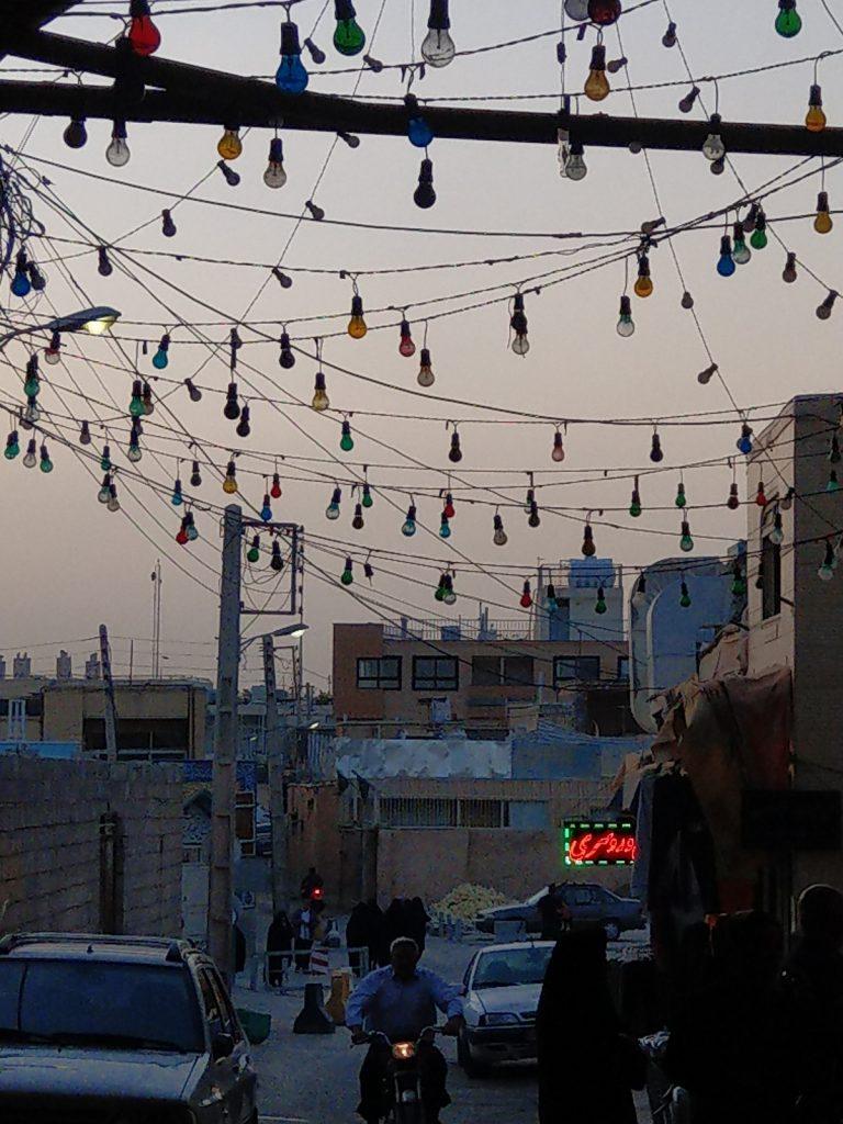 Offroad-Overlanding-Weltreise mit Kindern - Isfahan. Iran.
