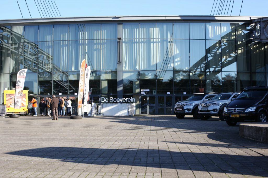 DIMA4x4 - DIMA4x4 in der Soeverein-Arena.