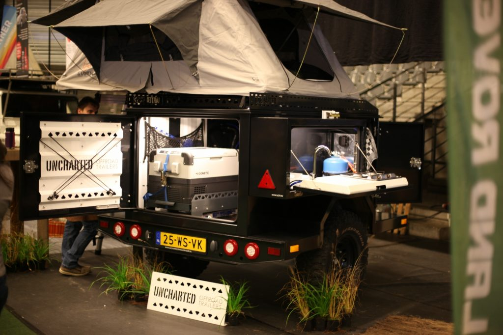 DIMA4x4 - Erinnert an Metallian - Uncharted Offroad Trailers.