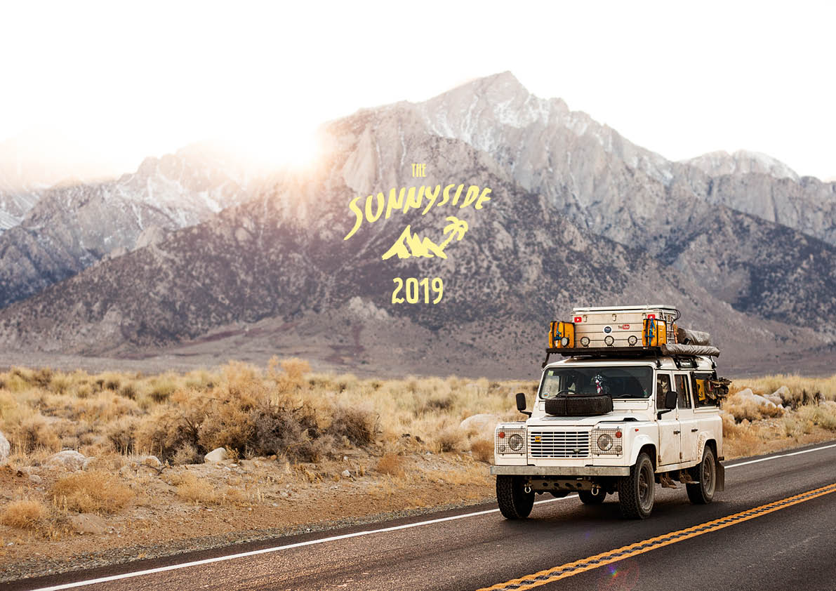 The Sunnyside Kalender 2019