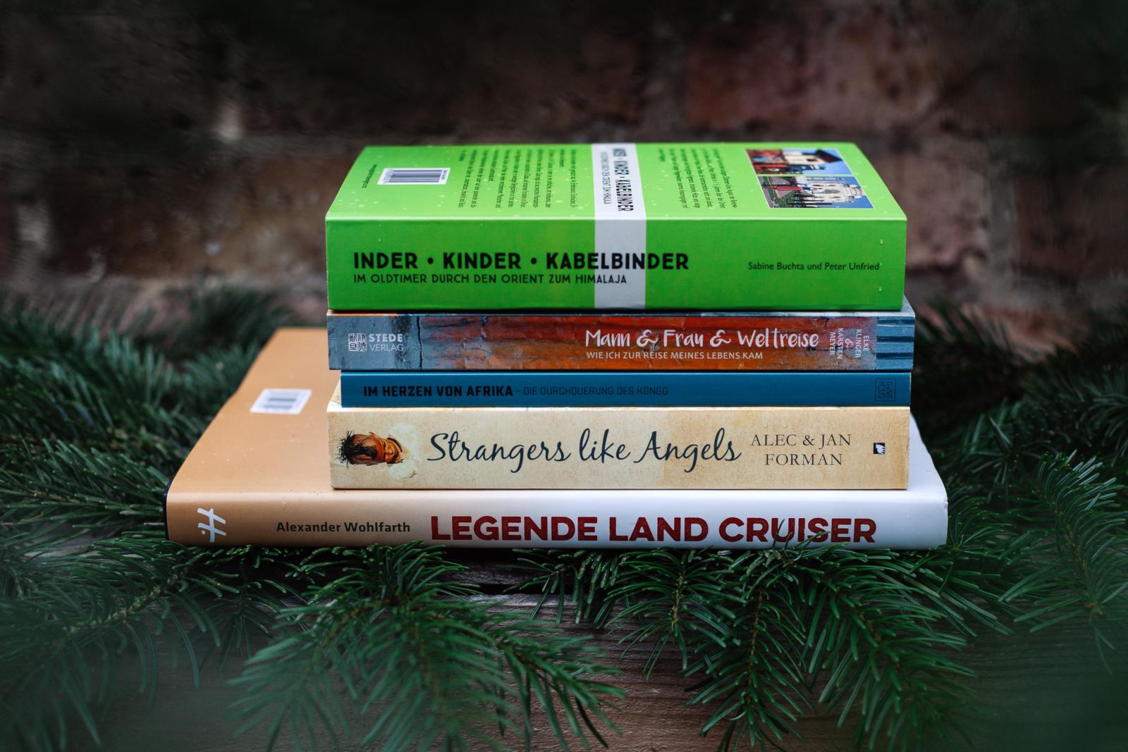 Geschenktipps - Bücher für Weihnachten.