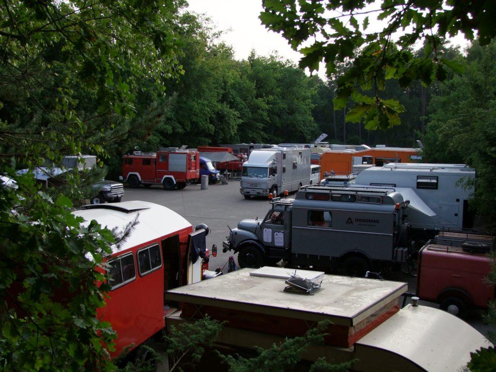 AMR-Globetrotter-Treffen - Das Stelldichein der Weltreiseszene auf Rädern.
