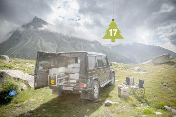 QUQUQ Innausbau für Mercedes G G-Box