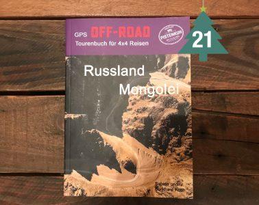 Pistenkuh Offroad-Tourenbuch Russland Mongolei
