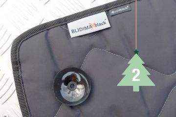Blidimax Black Thermo-Sichtschutzmatten