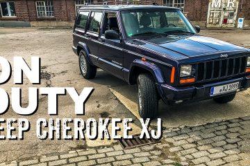 Jeep Cherokee XJ von 1999 - 4x4 Passion #110